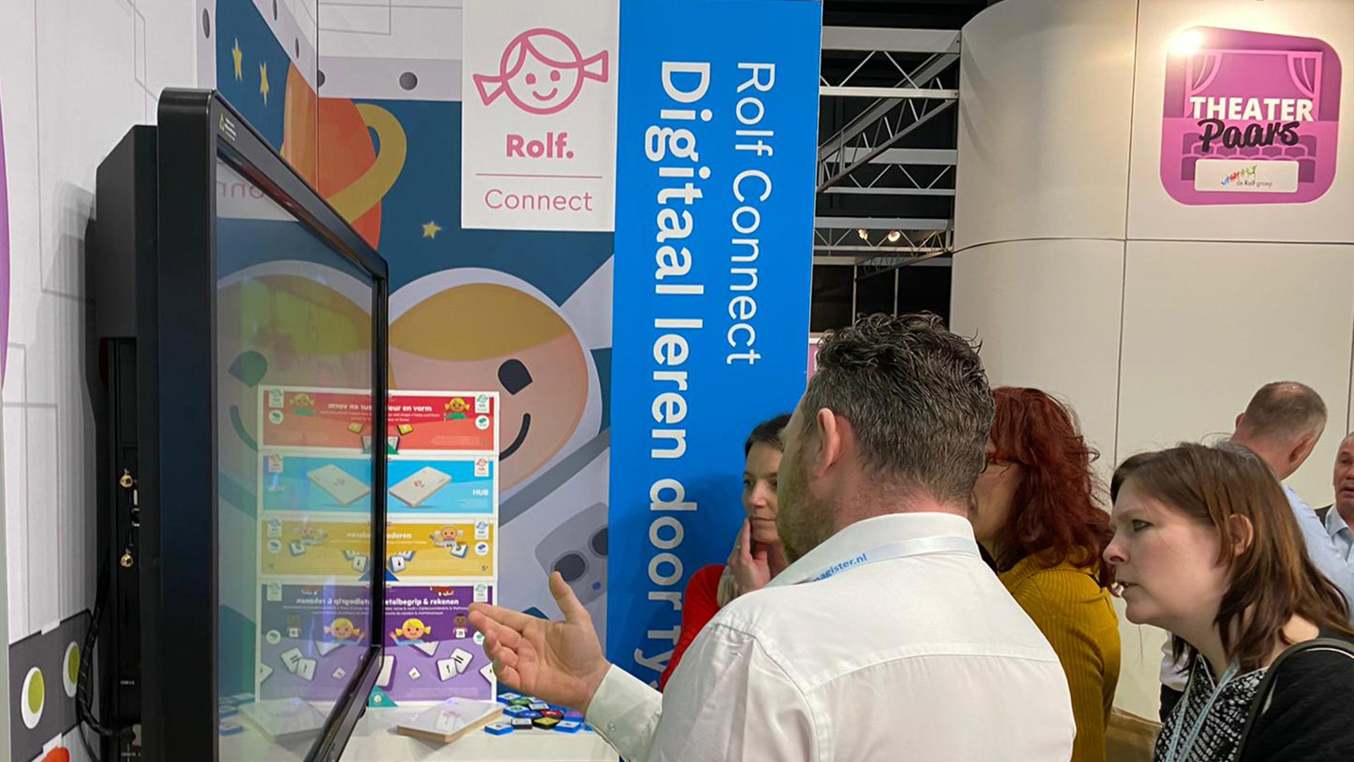 Rolf Connect hub